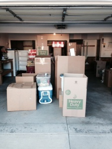 Moving, Moving Boxes, Faith, Fear, Meditation, Heart